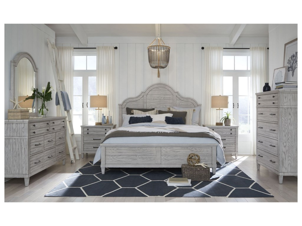 Legacy Classic BelhavenQueen Bedroom Group