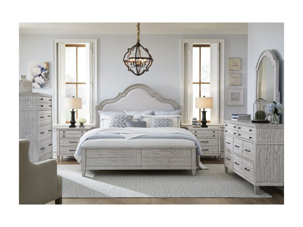 Legacy Classic BelhavenKing Bedroom Group