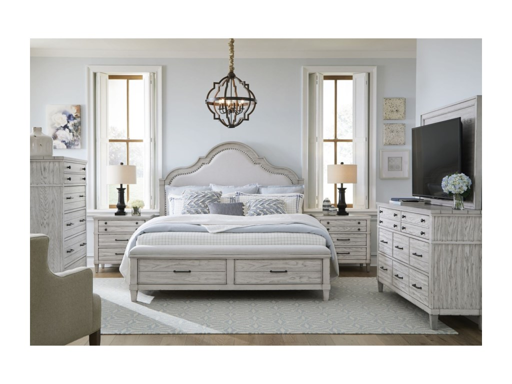 Legacy Classic BelhavenCalifornia King Bedroom Group