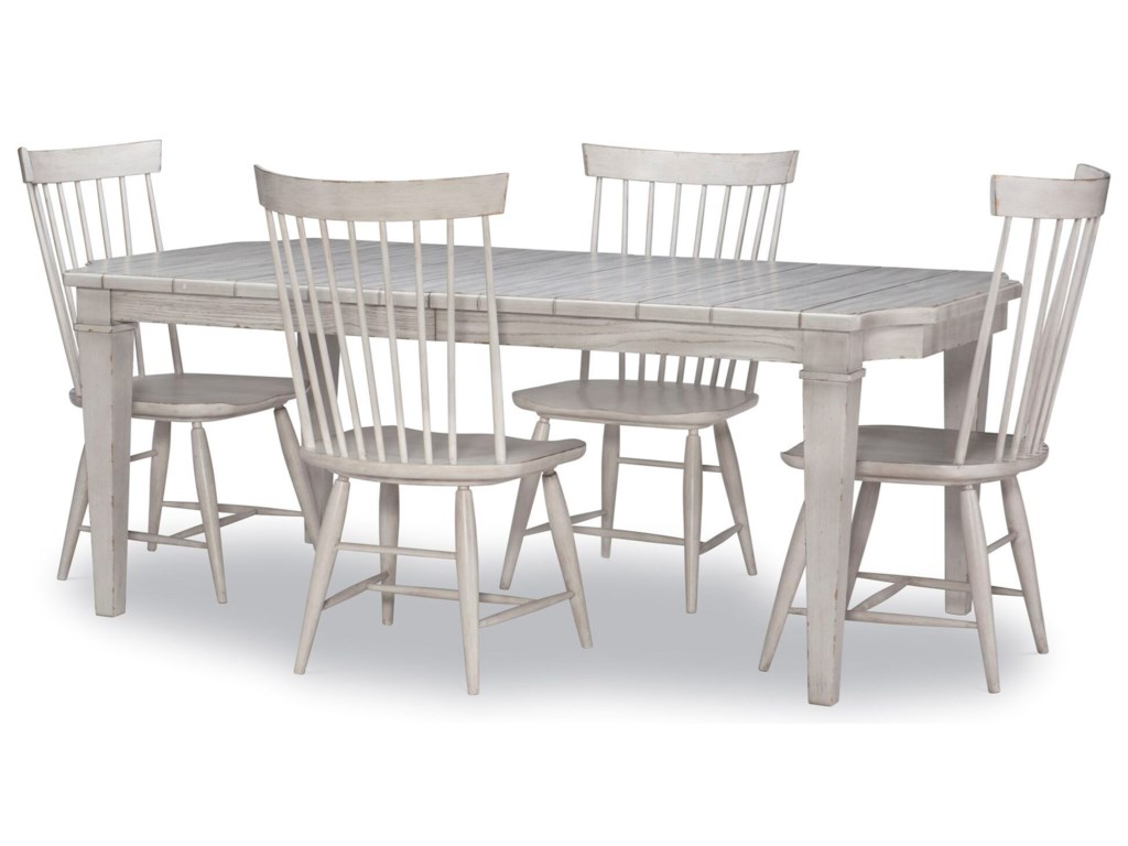 Legacy Classic Belhaven5-Piece Table and Chair Set