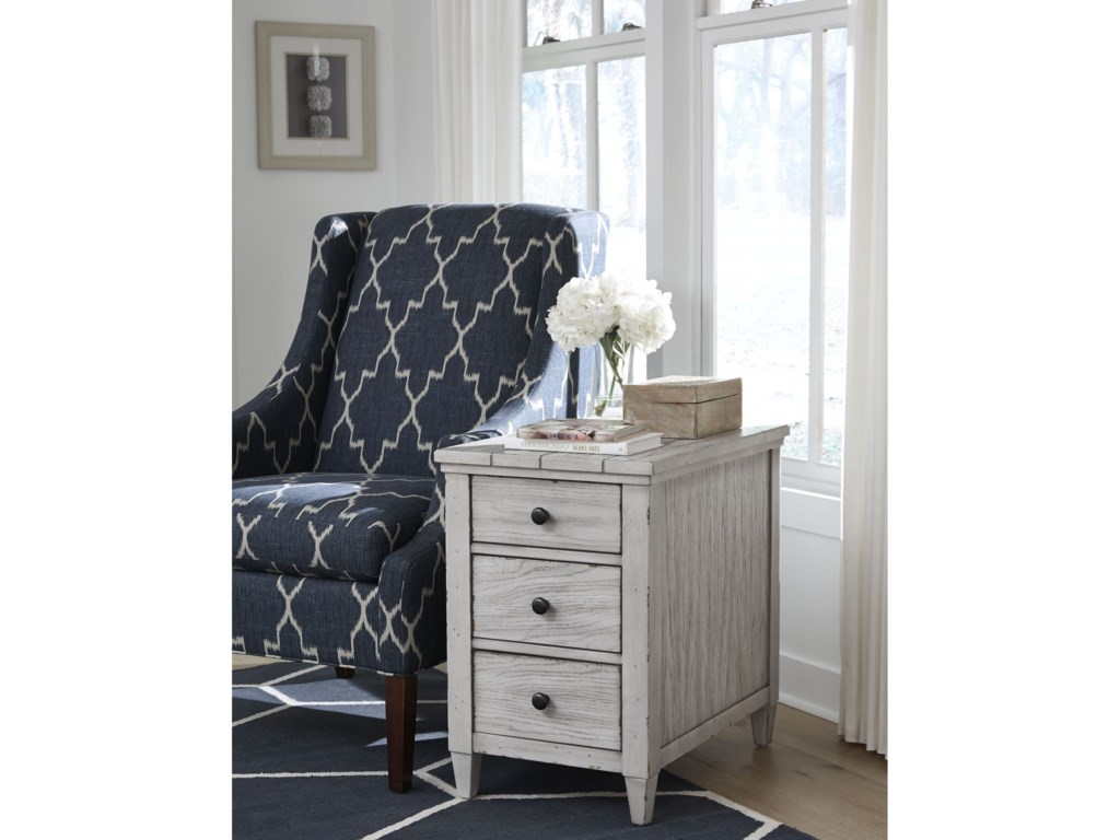 Legacy Classic BelhavenChairside Table
