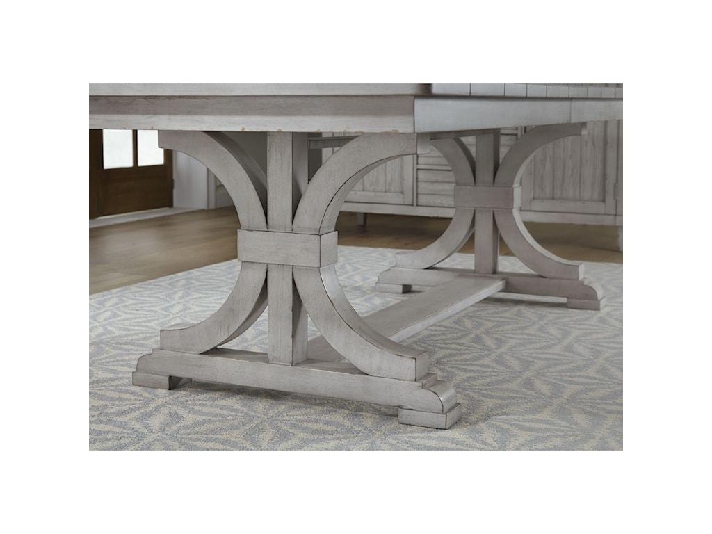 Legacy Classic BelhavenTrestle Table