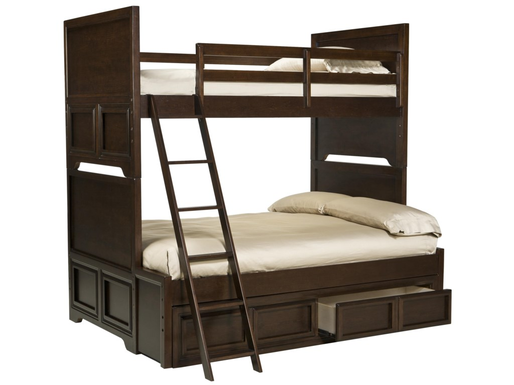 Shown with Twin-over-Full Bunk Bed