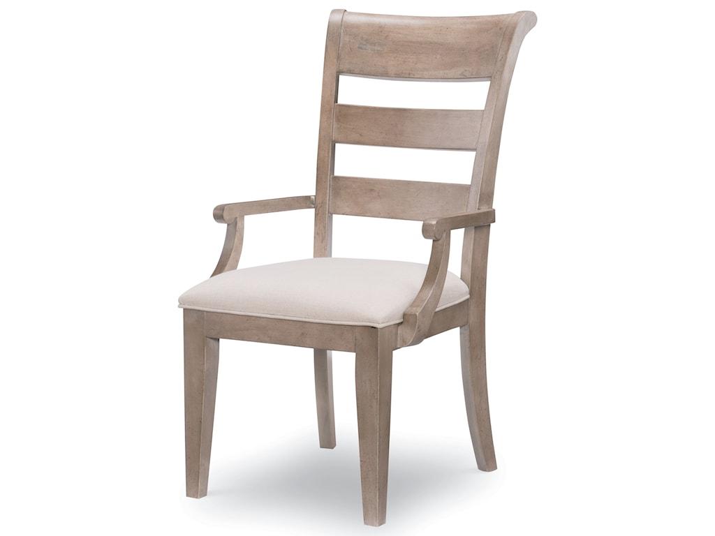 Legacy Classic BreckenridgeLadder Back Arm Chair