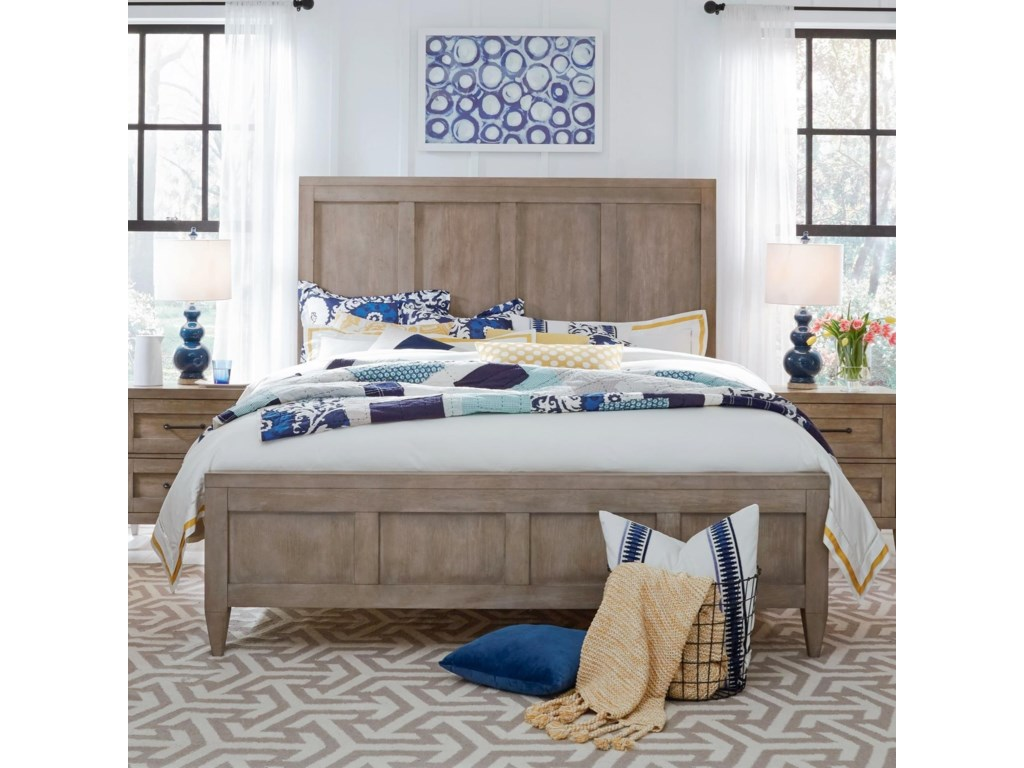 Legacy Classic BreckenridgeCalifornia King Panel Bed