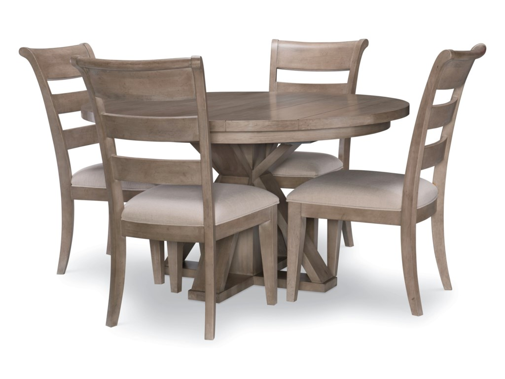 Legacy Classic Breckenridge5-Piece Table and Chair Set