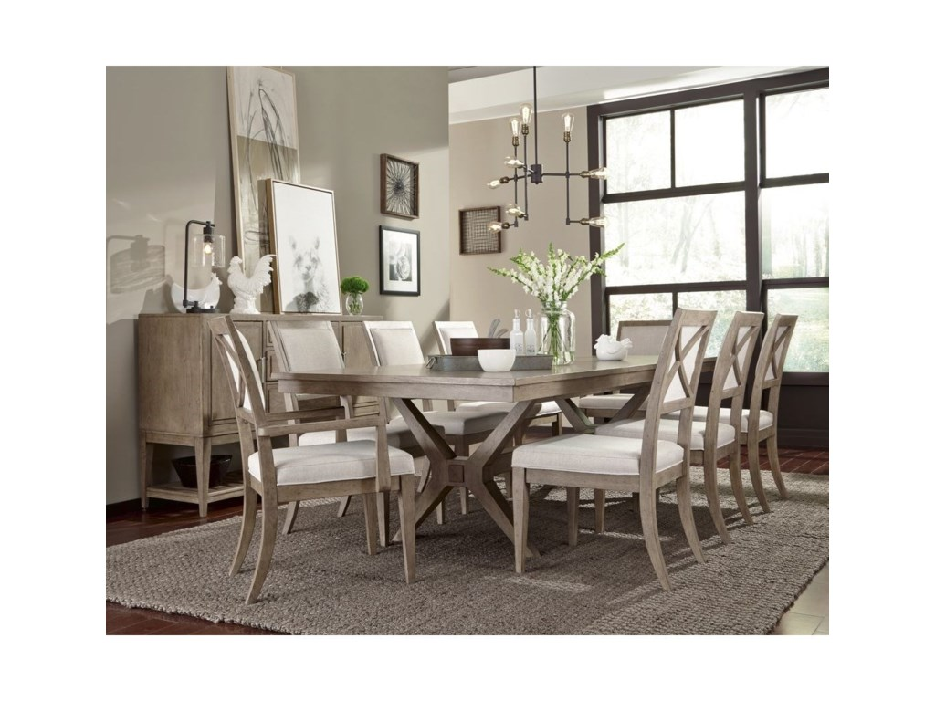 Legacy Classic BridgewaterFormal Dining Room Group