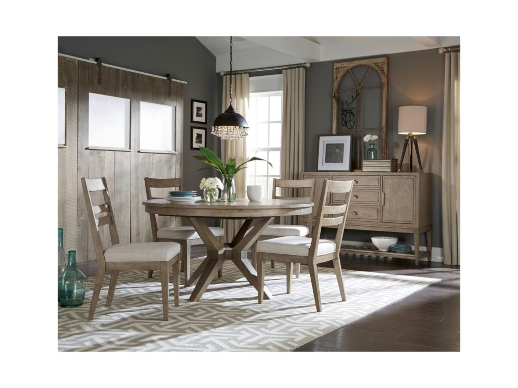 Legacy Classic Bridgewater Casual Dining Room Group | Miskelly ...