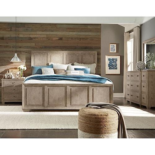 Legacy Classic Bridgewater California King Bedroom Group