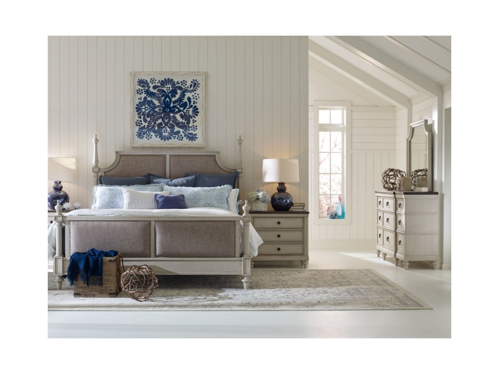 Legacy Classic BrookhavenKing Bedroom Group