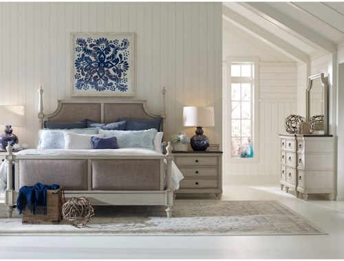 Legacy Classic Brookhaven California King Bedroom Group