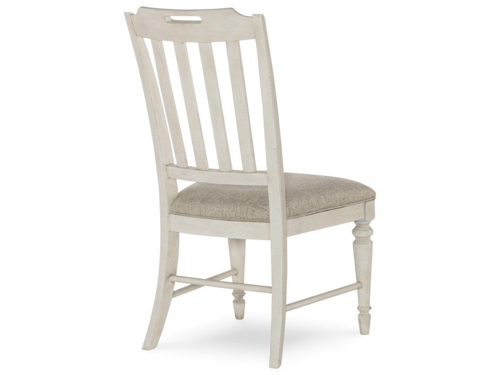 Legacy Classic BrookhavenSlat Back Side Chair