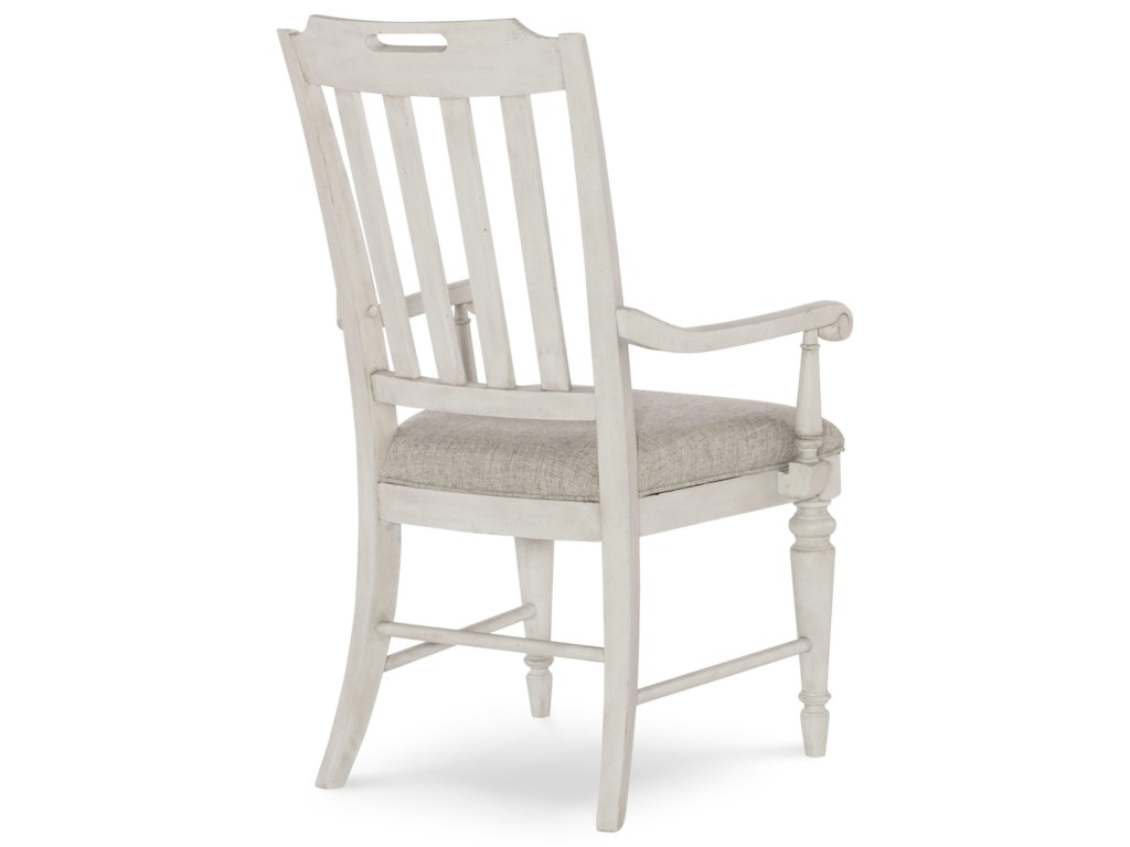Legacy Classic BrookhavenSlat Back Arm Chair