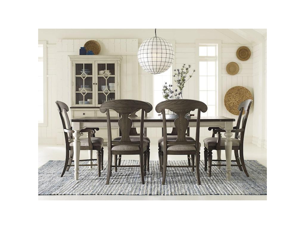 Legacy Classic BrookhavenLeg Table