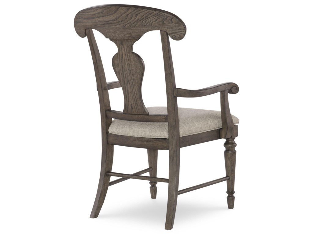 Legacy Classic BrookhavenSplat Back Arm Chair