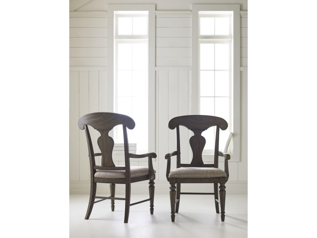 Legacy Classic RiverwoodSplat Back Arm Chair