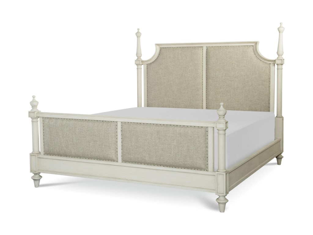 Legacy Classic BrookhavenKing Upholstered Bed