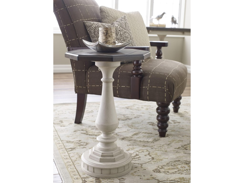Legacy Classic BrookhavenChairside Table