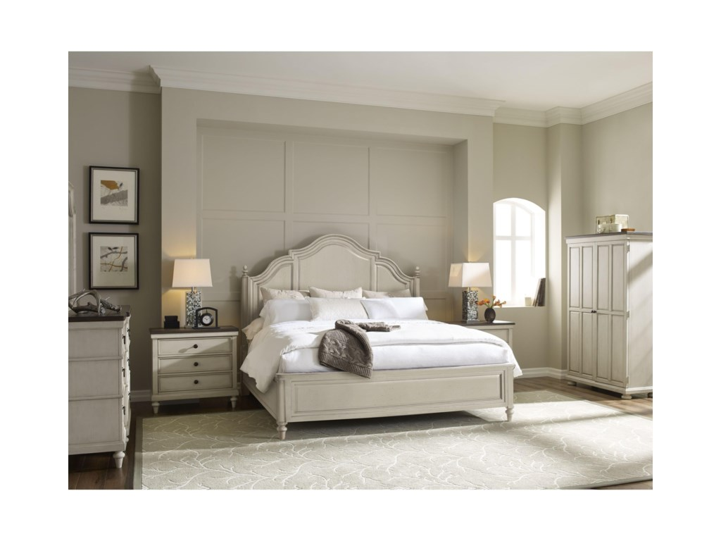 Legacy Classic BrookhavenKing Panel Bed