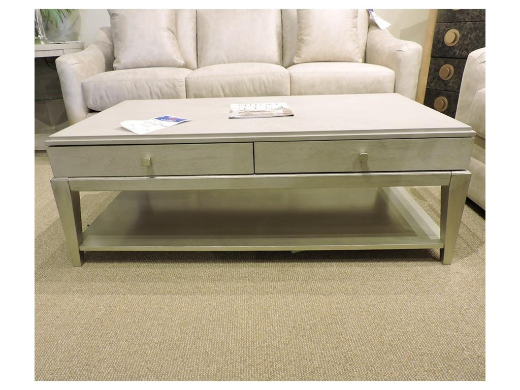 Legacy Classic ClearanceRectangle Cocktail Table