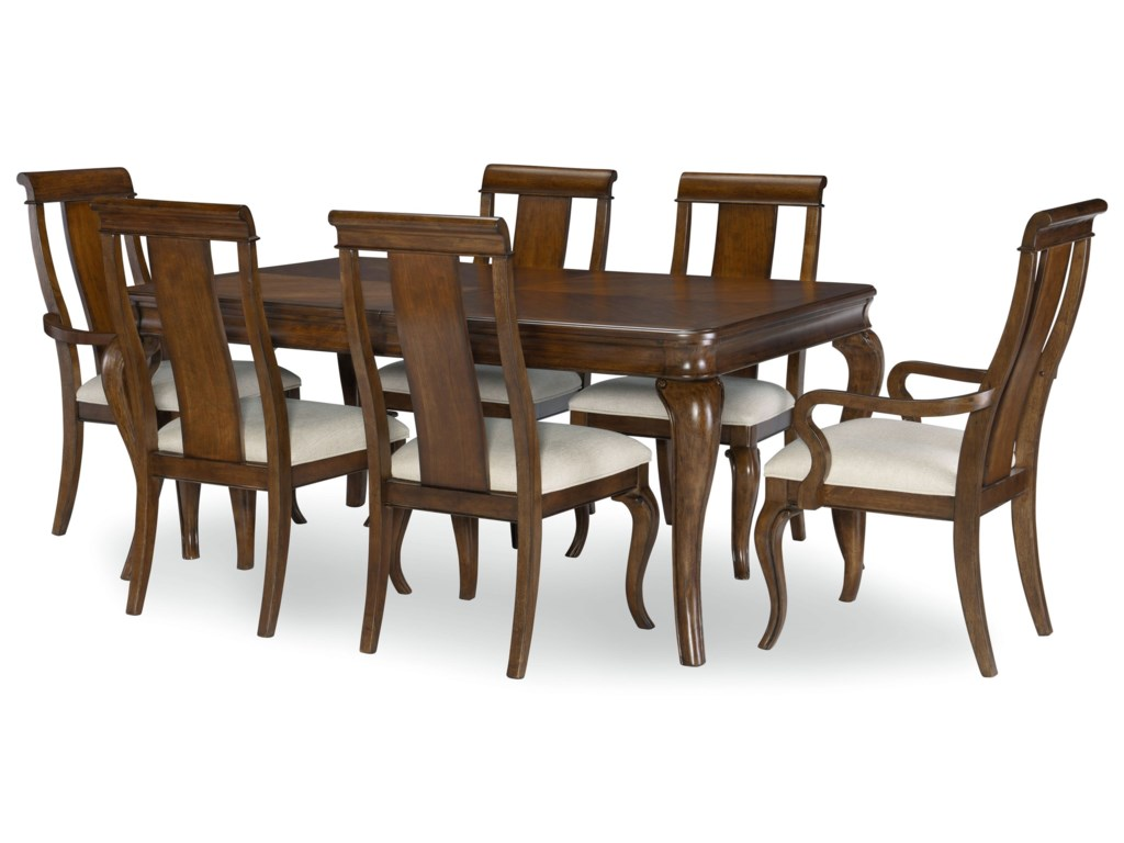 Legacy Classic Coventry7-Piece Table and Chair Set