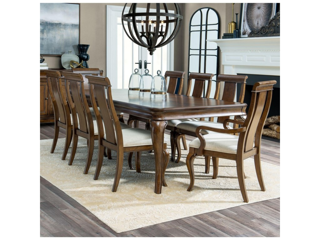 Legacy Classic Coventry9-Piece Table and Chair Set