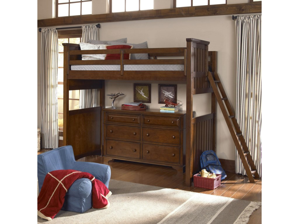 Shown with Dresser (Sold Separately)