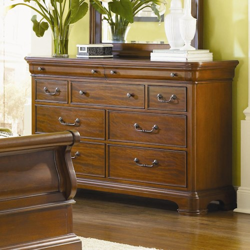 Legacy Classic Evolution 9 Drawer Dresser