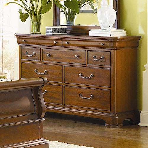 Legacy Classic Evolution 9 Drawer Dresser