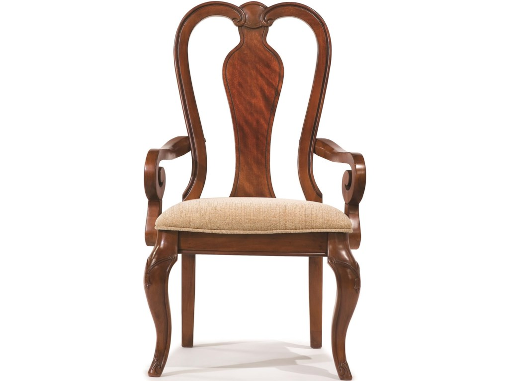 Legacy Classic EvolutionQueen Anne Arm Chair