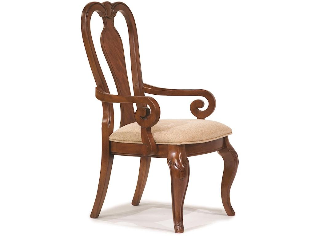 Legacy Classic EvolutionQueen Anne Arm Chair