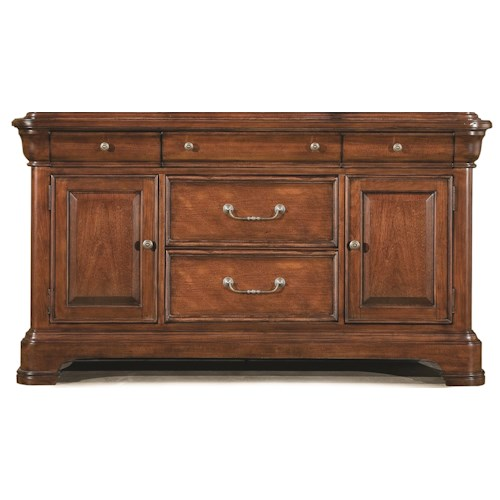 Legacy Classic Evolution Five Drawer Buffet