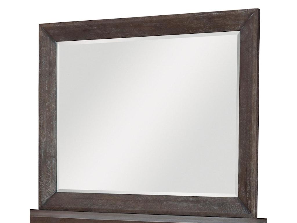Legacy Classic FacetsLandscape Mirror