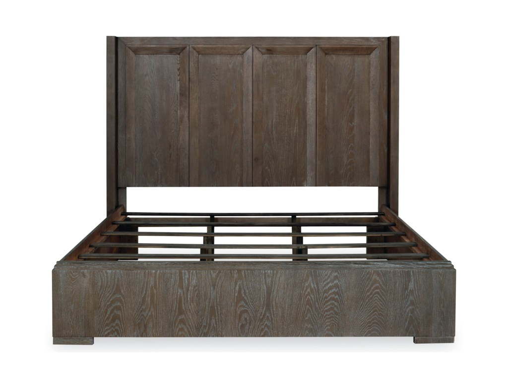 Legacy Classic FacetsQueen Shelter Bed