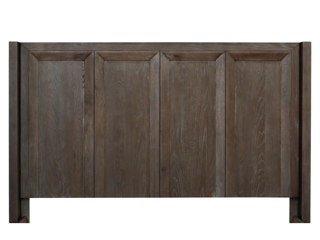 Legacy Classic FacetsKing - CA King Shelter Headboard