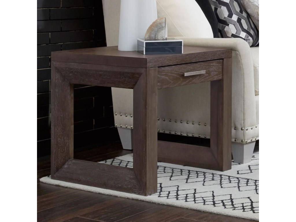 Legacy Classic FacetsSquare End Table