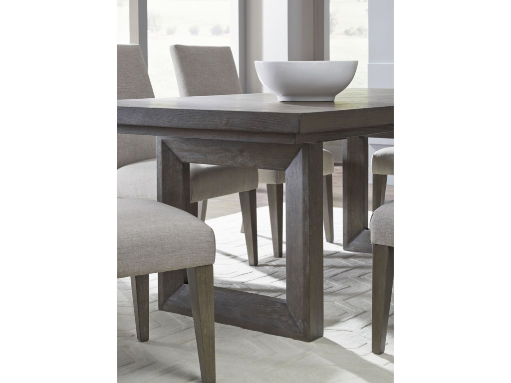 Legacy Classic Facets9-Piece Table and Chair Set