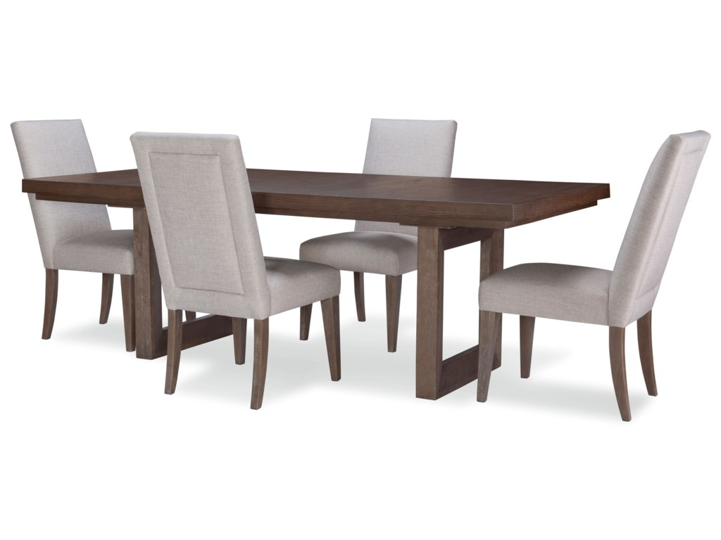 Legacy Classic Facets5-Piece Table and Chair Set