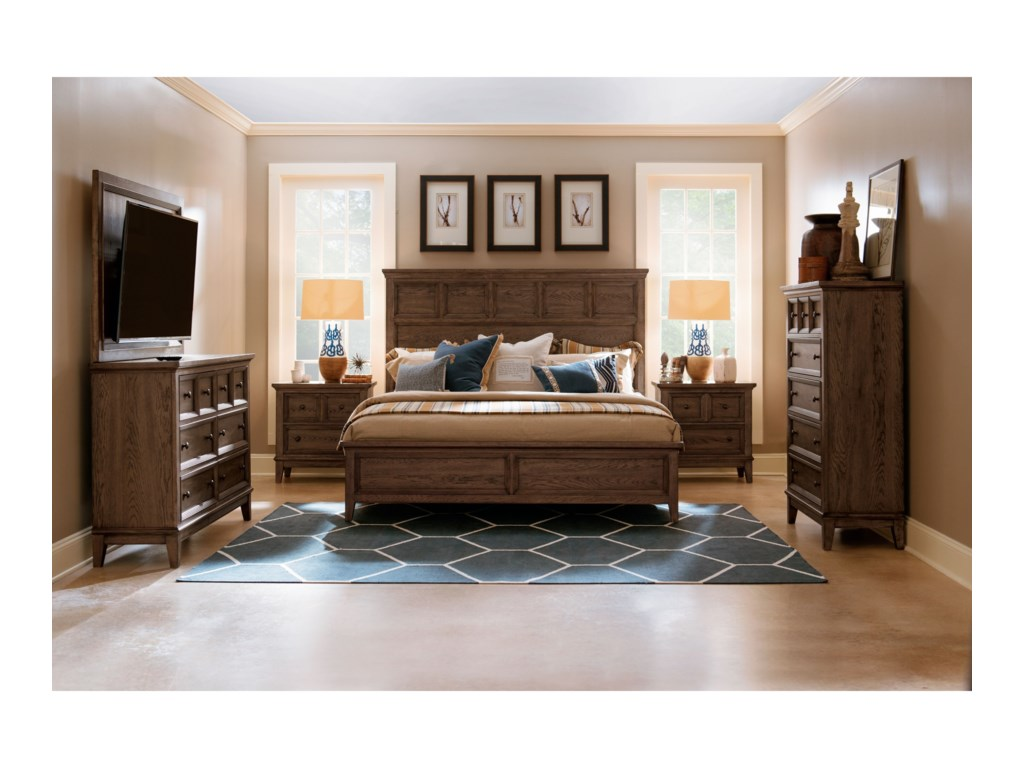 Legacy Classic Forest HillsCalifornia King Bedroom Group