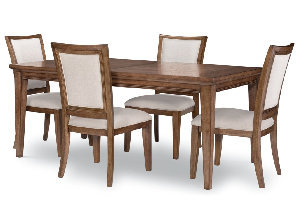 Legacy Classic Forest Hills5-Piece Rectangular Table and Chair Set