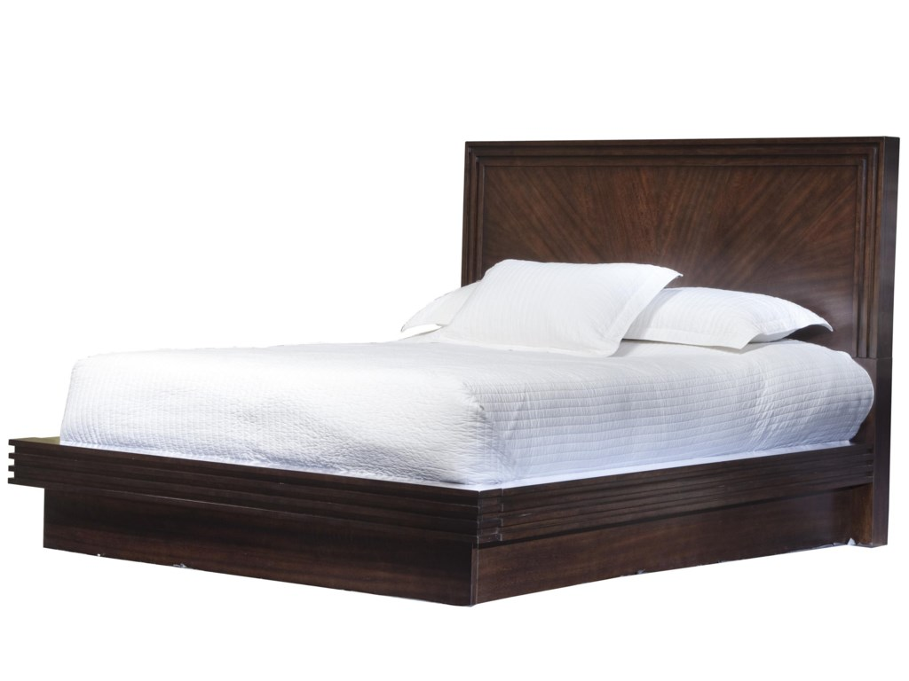 Shown as Component of Complete Platform Bed (Headboard Shown May Not Represent Size Indicated)