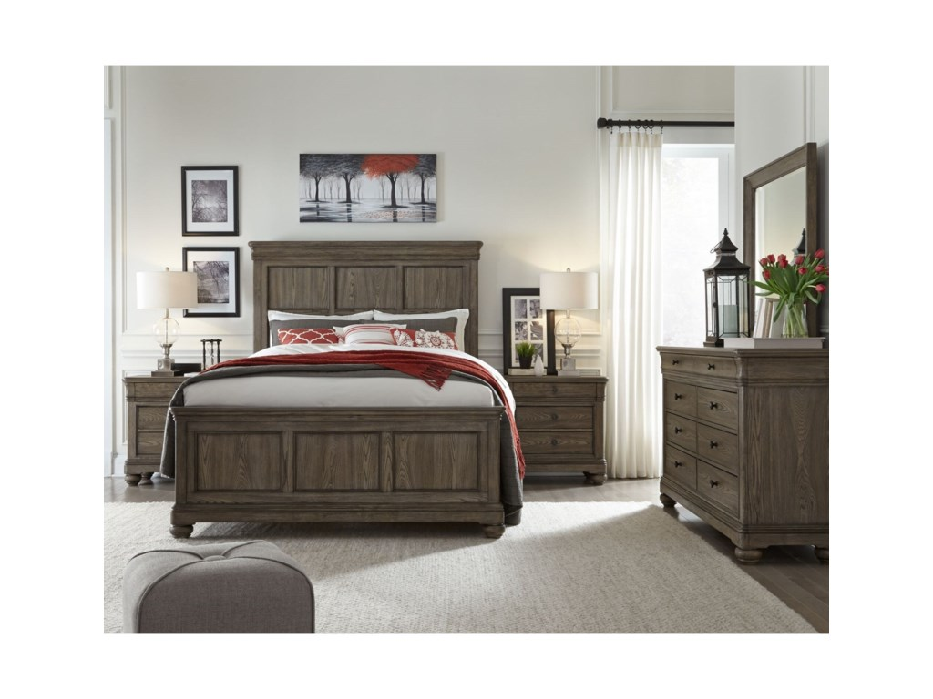 Legacy Classic Hartland HillsQueen Bedroom Group