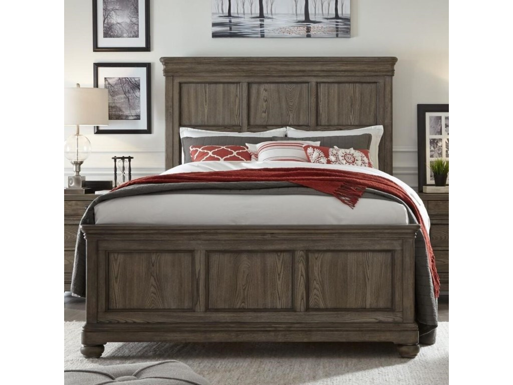 Legacy Classic Hartland HillsKing Panel Bed