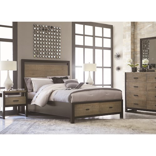Legacy Classic Helix California King Bedroom Group 1