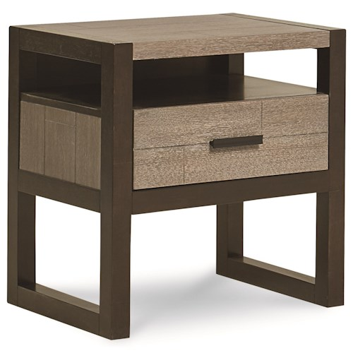 Legacy Classic Helix Night Stand