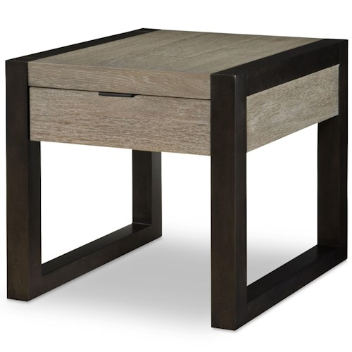Legacy Classic Helix End Table with Drawer
