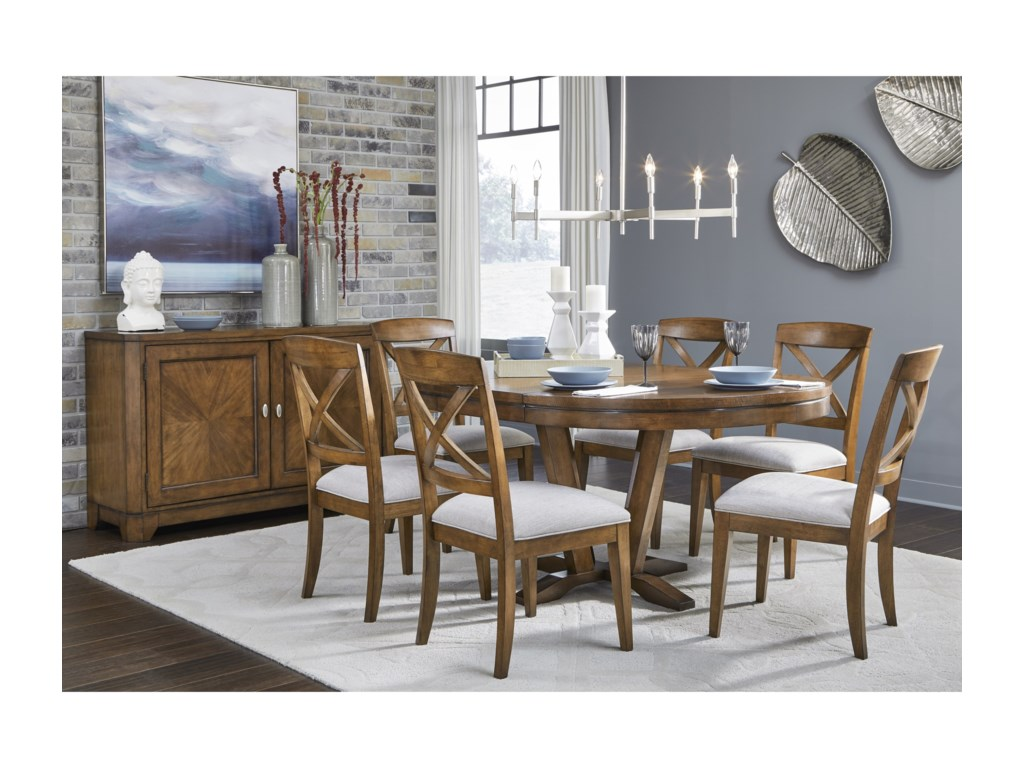 Legacy Classic HighlandFormal Dining Room Group