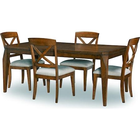 Hamilton 5-Piece Table and Chair Set