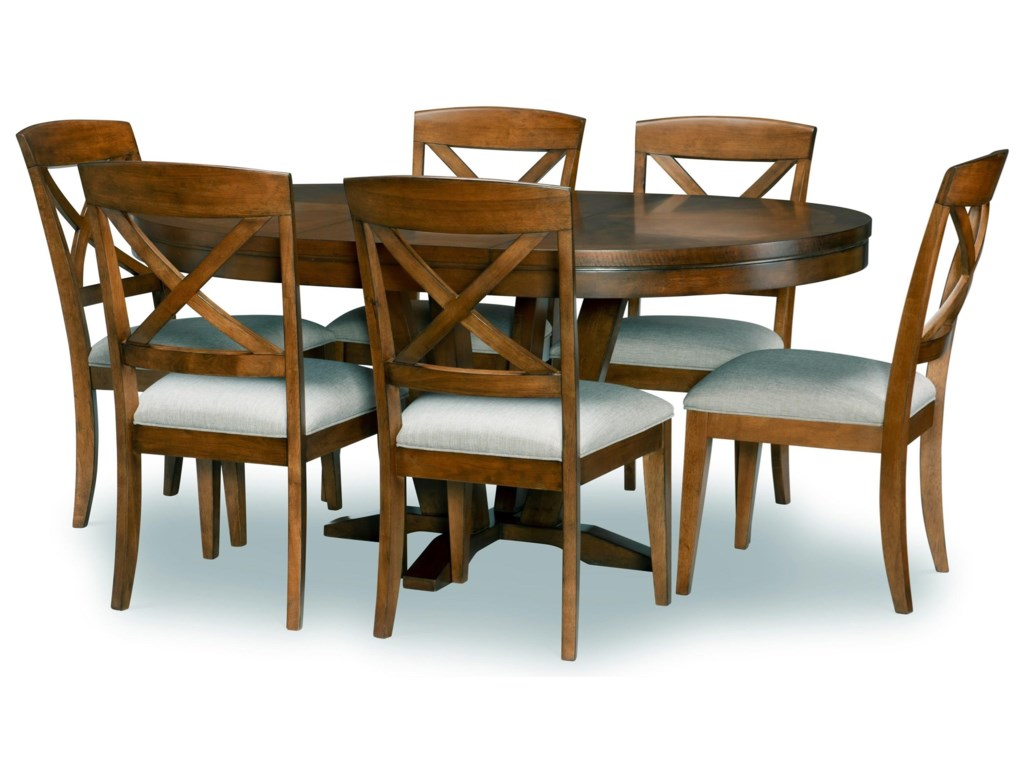 Legacy Classic HighlandRound Pedestal Table
