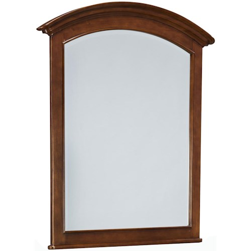 Legacy Classic Kids Impressions Vertical Mirror with Arched Top